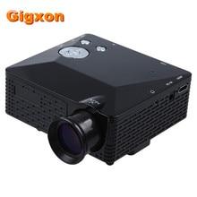Envío libre Mini Proyector LED G810 LCD 500 Lúmenes Proyector de Bolsillo Portátil Projetor Cine En Casa Proyectores AV/VGA/USB/HDMI