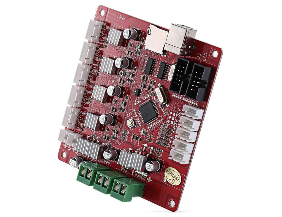 Integrated Circuits Dynamic Ramps 1.4 3d Printer Control Panel Printer Control Reprap Mendelprusa In Stock