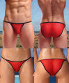 Lovers Concise Cool and refreshing * 3492 *T-Back Thong G-String T pants Brief Underwear free shipping