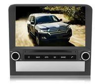 MTK3360 Faster Speed 512Mb RAM WINCE 6 0 Car DVD Player 1080P Gps Fit For TOYOTA