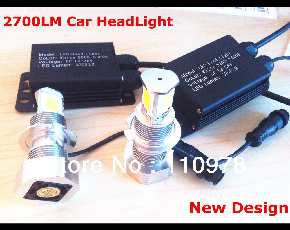 New generation of 2700LMS car headlight 60w 3600LM auto LED headlight H4 H7 H8 H10 H11 9005 9006 led headlight super bright optimization of hydro generation scheduling