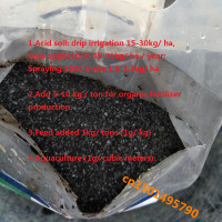 1kg Ore source 55% potassium fulvic acid mineral resources