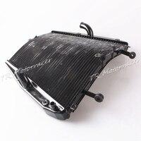 Radiator Cooler Cooling For Honda CBR1000RR 2012 2014 12 13 14 Engine Water Tank Black