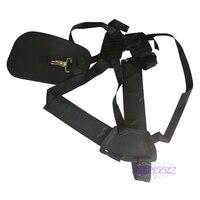 Universal Line Trimmer Edger Double Shoulder Harness Strap Fits For STIHL HUSQVARNA HOMELITE ECHO