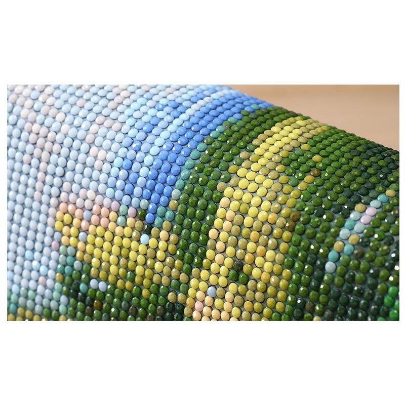 Sophie beauty home painting 5D diamond cross stitch needlework cartoon embroidery crystal horse full diamond mosaic home decorat