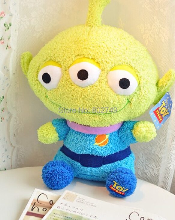 Pixar Toy Story Plush Figure Alien Plush Toys 30cm 42