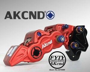 Image 2 - Dành cho Xe Yamaha nvx155 aerox155 40mm phanh phanh giá đỡ xe máy modifivation CNC aluminim hợp kim phanh phanh chân đế