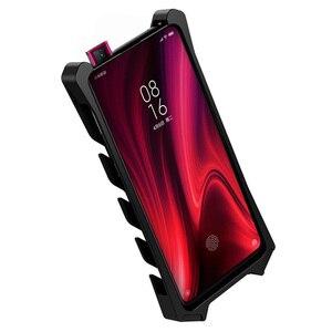Image 4 - Xiomi Redmi K20 Pro Mi 9T Zimon luxe nouveau Thor robuste armure métal aluminium étui de téléphone pour Xiaomi Redmi K20 Pro K20 étui