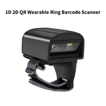 Scanner Portable Code-Reader Ring-Barcode Data-Matrix Image 1D Eyoyo 2d Android for IOS