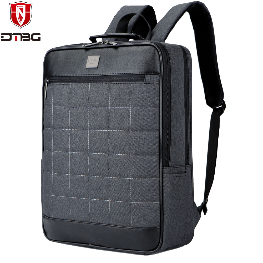 DTBG Laptop Backpack for Men Large Capacity Notebook Bags For 15.6 Inch Waterproof School Backpacks Travel Back Pack Bag large capacity waterproof oxford backpack unisex students backpack school bags for teenagers laptop backpack women travel bag