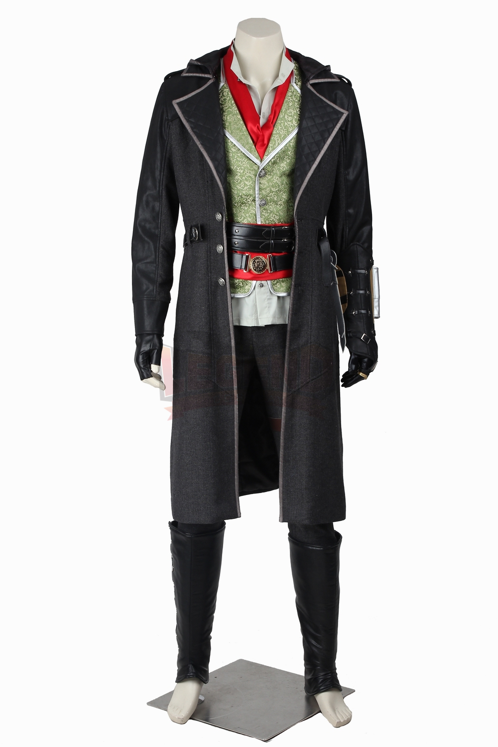 Cosplay legend AC Syndicate Jacob Frye Cosplay adult costume Custom Made full set all size