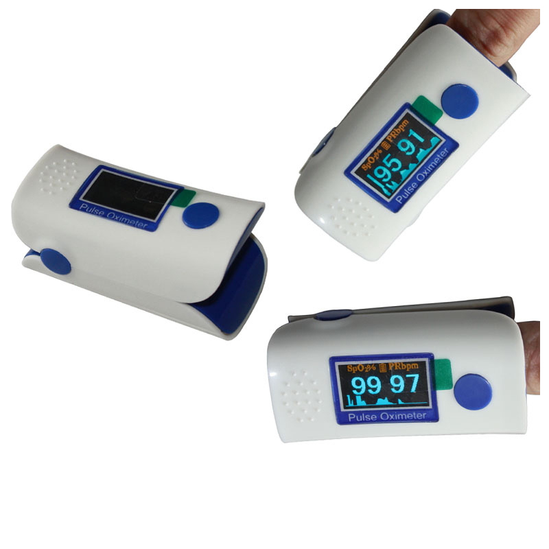 LED Fingertip Pulse Oximeter Spo2 Monitor Green Finger Pulse Oximeter Light Weight Fingertip Sensor Pulse Oximeter AH-8018 lson fingertip pulse oximeter