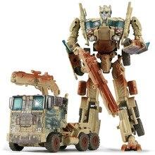 Transformasi Robot Mobil mainan Aksi Angka Mainan Klasik Untuk Hadiah Ulang Tahun Juguetes transformasi robot model robot mobil mainan