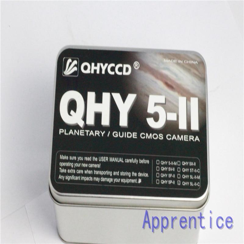 Купить QHY5L-II c цвет 74% EQ чувствительной астрономических CCD cameraQHY5L-II c QHYCCD дешево