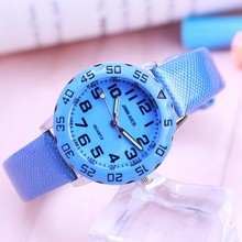 Children Kids Watches Casual Fashion Cute Students