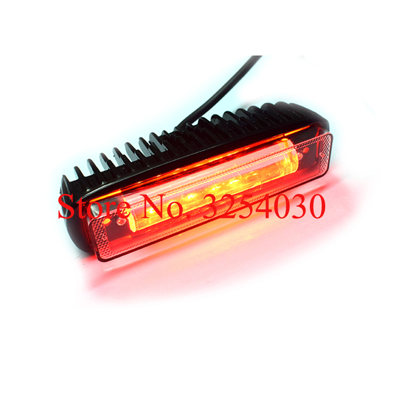 Back To Search Resultsautomobiles & Motorcycles Hearty Supply Domestic Led Black Rectangle 10-80v 18w Electric Forklift Safety Light For Warning Sg-lw18r With Red Light 160*45*62mm Controllers