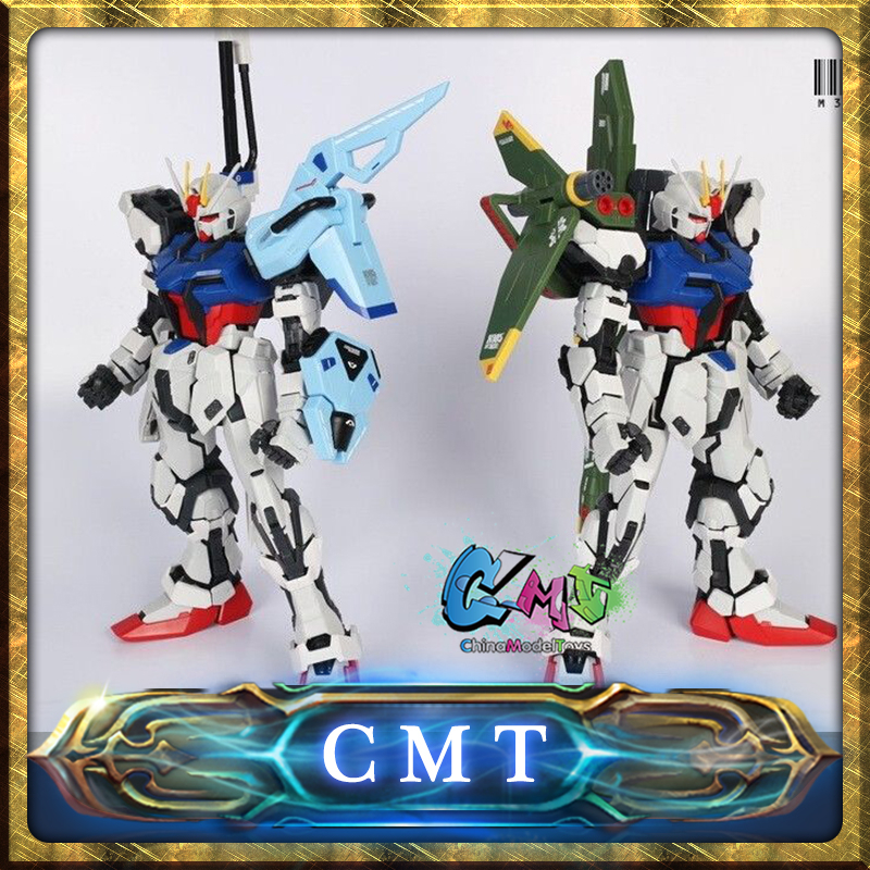 CMT 1/60 M3 Model Launch and Sword Pack for PG Strike Gundam Model action figure model fans m3 model pg 1 60 red heresy gundam special large sword backpack gift water paste free shipping