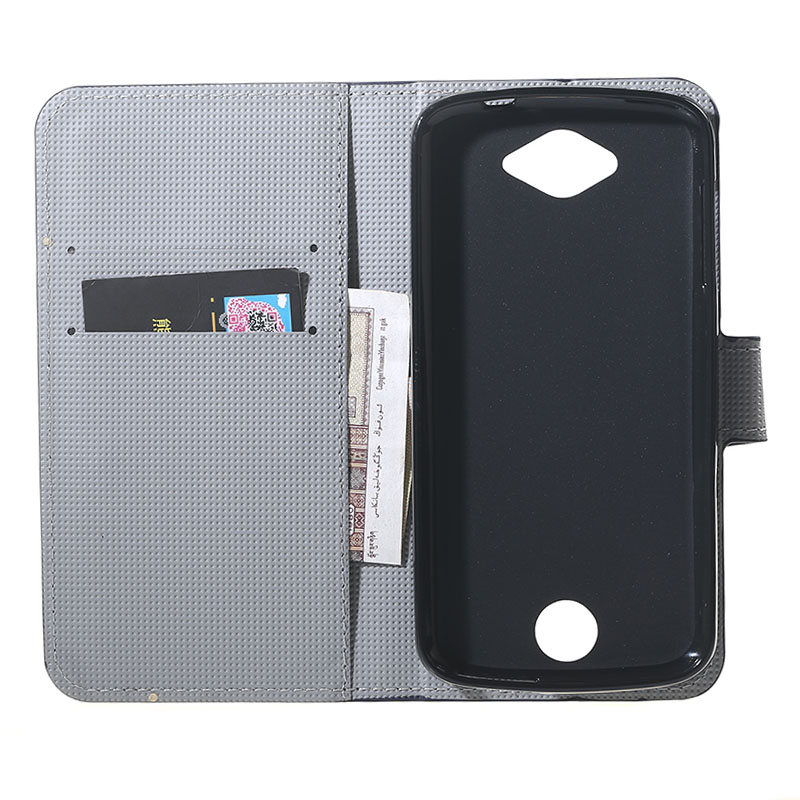 sale retailer c88ca 7858a US $5.49 |For Acer Liquid Z530 Case Anchors Pattern Leather Wallet Stand  Flip For Cover Acer Liquid Z530 Phone Bags Cases Free Shipping on ...