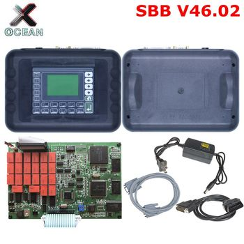 New Slica SBB V46.02 Key Programmer with 9 Languages Same Function As CK100 V46.02 Key Programmer Free Shipping
