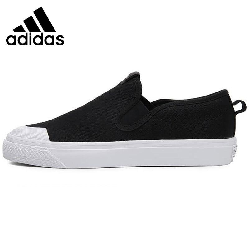adidas Originals Nizza Slip On Footwear Men Women Shoes Sneaker Pick 1