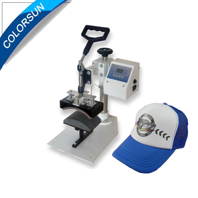 Heat Press Machine Cap Press Machine Hat Heat Transfer Printing Machine lanyard heat transfer printing machine multicolor tags heat press printing machine