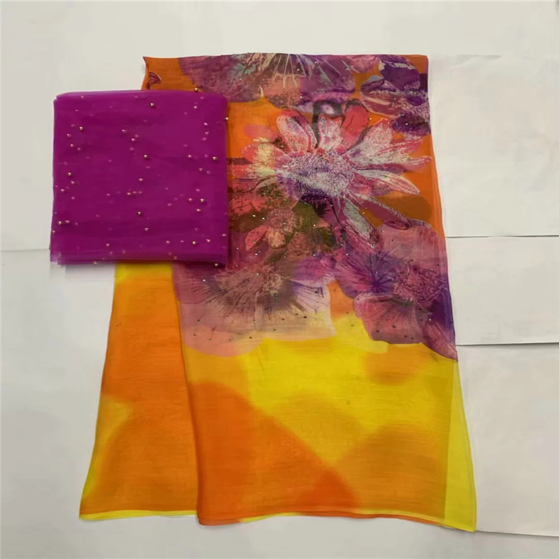 Hot selling satin silk fabric 5+2 yards/lot colorfast Nigrian design African wax pattern satin silk fabric for clothing LXE05081Hot selling satin silk fabric 5+2 yards/lot colorfast Nigrian design African wax pattern satin silk fabric for clothing LXE05081