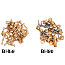5/20/50/100 set Connector Original BH59 BH90 Olive Needle Sleeve Is Mainly Applied To DEORE SLX XT Bike Brake accessories