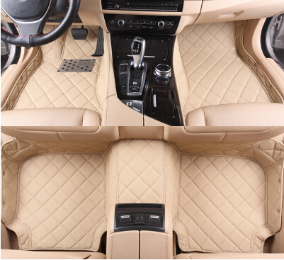 AA Custom Special Floor Mats For Lexus IS Series Model Easy To Clean Wear-resisting Carpets Car-styling Carmat