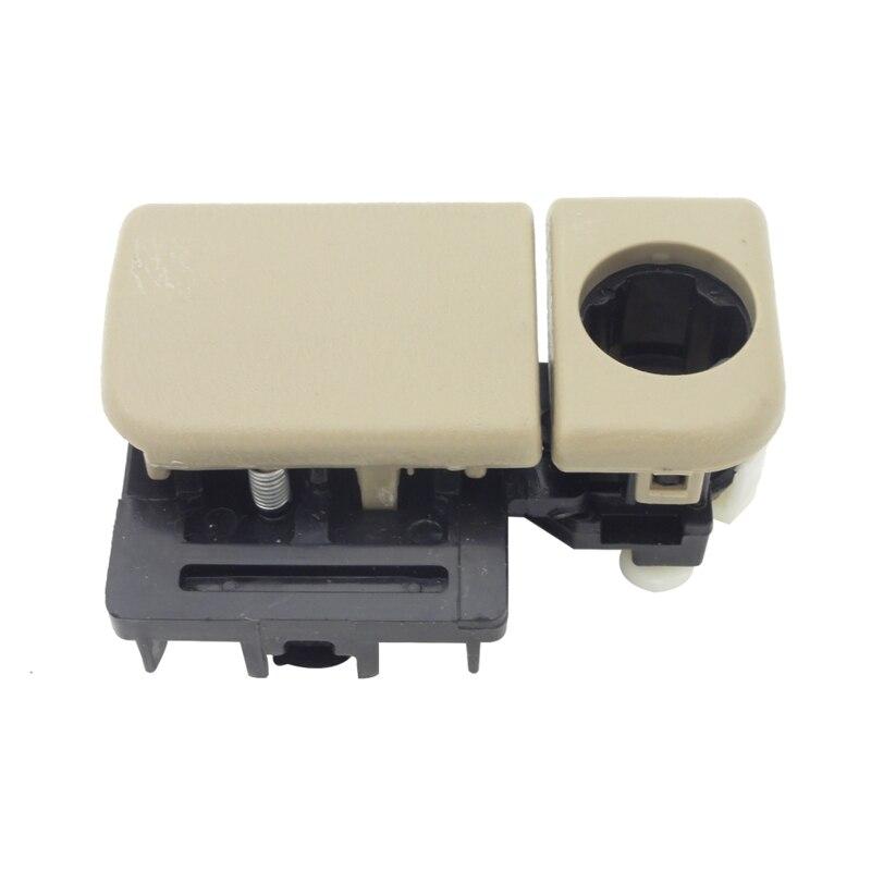 1 pcs interior parts glove box lock latch handle beige for. Black Bedroom Furniture Sets. Home Design Ideas