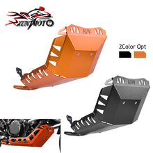 Motorcycle Large Engine Guard Skid Bash Plate Cover Lower Protector for KTM 1050 1090 1290 ADV Adventure R 2013 2019 2018 2016
