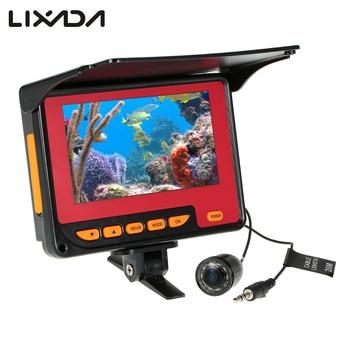 20M Cable Underwater Fishing Camera Fishing Camera Monitor 4.3