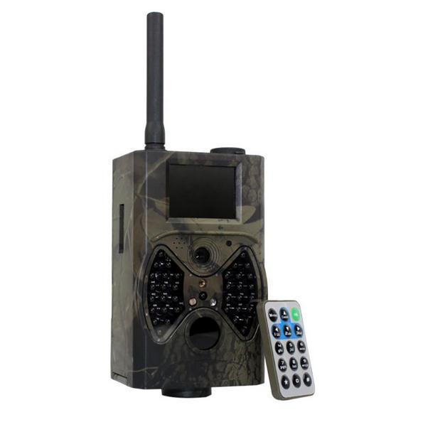 Black Invisible 940nm Hunting Camera HC300M HD GPRS MMS Infrared GSM IR LED cameraBlack Invisible 940nm Hunting Camera HC300M HD GPRS MMS Infrared GSM IR LED camera
