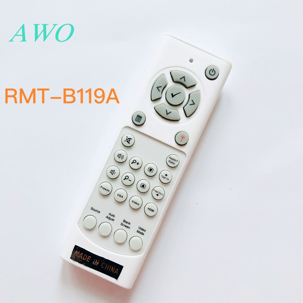 FOR Dell 1610HD 7609WU 4610X 4310WX 4100MP DLP Projector Remote Control
