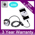 10 Meter Android OTG Micro USB Endoscope Waterproof Inspection Camera Borescope for Samsung Galaxy S6 S5 Note 4 3 2