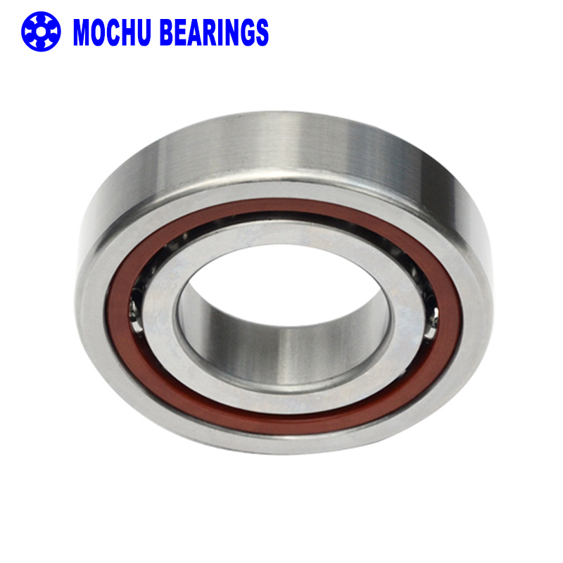 1pcs 71902 71902CD P4 7902 15X28X7 MOCHU Thin-walled Miniature Angular Contact Bearings Speed Spindle Bearings CNC ABEC-7 1pcs 71930 71930cd p4 7930 150x210x28 mochu thin walled miniature angular contact bearings speed spindle bearings cnc abec 7