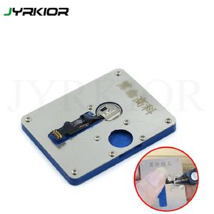 Jyrkior Fingerprint Repair Fixture Home Button Touch ID Repair Key Maintenance Holder For iPhone 6 6Plus 6S 6S Plus 7 7Plus 8 X