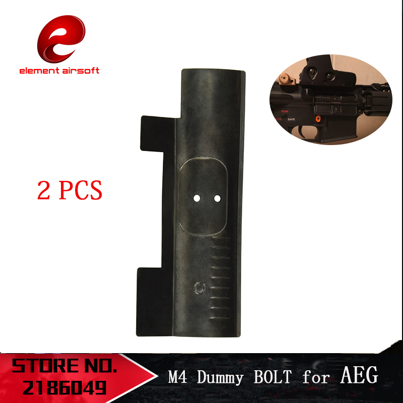Element M4 Dummy BOLT Cover For Airsoft AEG AR M4 M16 Hunting Accessories  Weapon OT0903