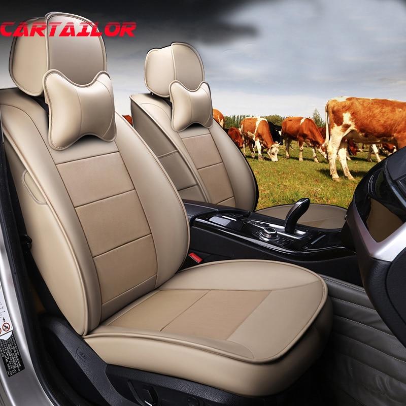 CARTAILOR ajuste personalizado piel cubierta de asiento de coche para lexus is250 is300 is350 is200 is220 coches asientos cubre los sistemas frente negro y trasero