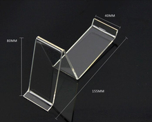 Silvery Acrylic shoe stretcher  Shoe Support Stand Bracket Holder Shoe Rack Shoes holder Display shoe stand holder