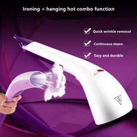 HandHeld Garment Steamer Vertical Portable Ironing Machine Home Appliance Steam Brush For Clothes Humidifier Facial Steamer 220V