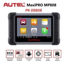 Nouveau Autel MaxiPRO MP808 outil de Diagnostic de voiture Scanner automobile automatique système complet Test OBD Autoscanner PK Maxisys MS906 DS808