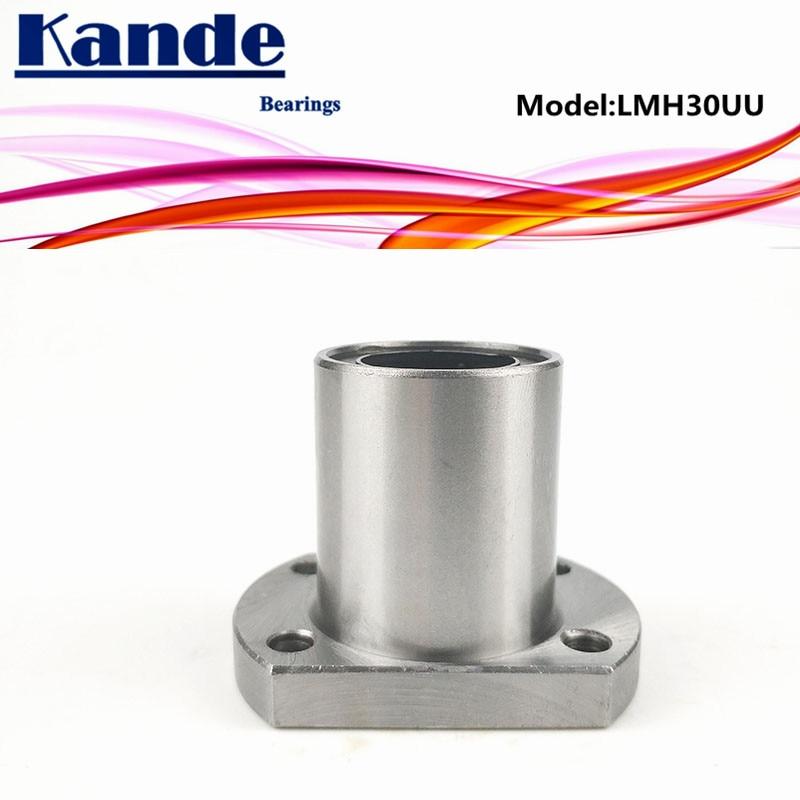 LMH30UU linear ball bushing bearings shaft guiding guide 30mm