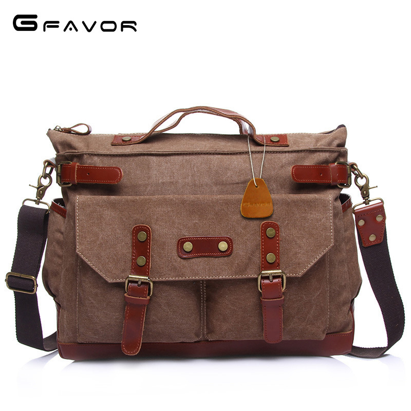 Hot Vintage Canvas Handbag Men Travel Bag Multi-function Fashion Crossbody Bag Large Capacity Male Shoulder Messenger Bag Zipper vintage canvas travel shoulder bag men messenger bags fashion cover crossbody bag large capacity male multi function laptop bags