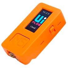 M5stickc esp32 pico mini iot placa de desenvolvimento, computador de dedo com uma tela colorida de lcd