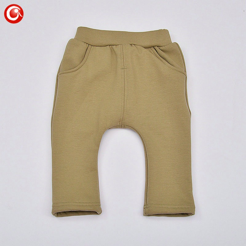 7-24M Baby Winter Tights For Boys Warm Plushed Kids PP Pants For Girls Infantil Bebes Thicken Trousers Clothes 2016  (15)