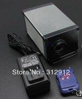 Fibra ótica LED iluminador iluminação ( LLE-003 )  Com a função adjustness brilho ; com controle remoto