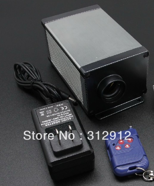 ФОТО LED fiber optic lighting illuminator (LLE-003),with brightness adjustness function;with remote