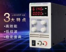 Высокое качество четырехзначный дисплей 60 V 2A Регулируемый AC/DC мобильный телефон ремонт, блок питания 60 V 2A портативных ПК ремонт, блок питания