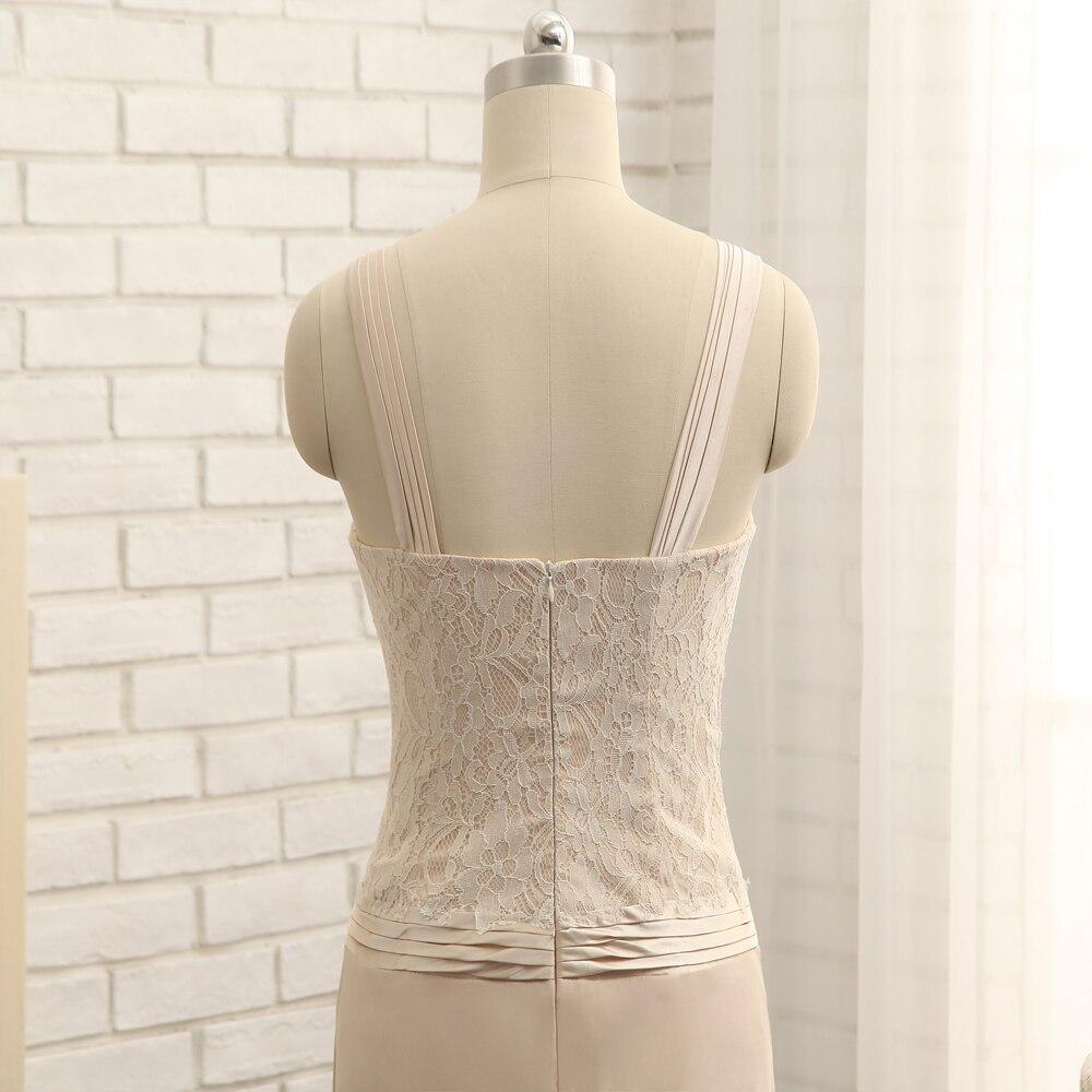 Plius dydis 2019 Nuotakos motinos suknelė Apvalkalo grindų ilgis - Suknelės vestuvėms - Nuotrauka 6