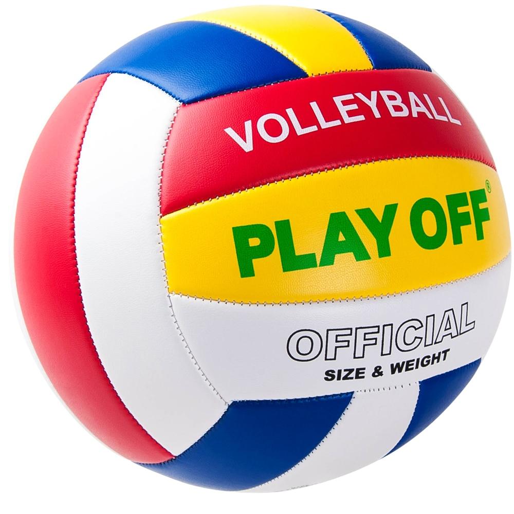 Klassische Volleyball Volleyball Weiche Pu Größe 5 Standard